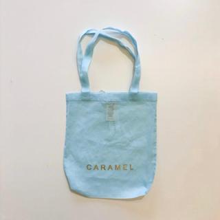 キャラメルベビー&チャイルド(Caramel baby&child )のcaramel baby & child トートバッグ blue(トートバッグ)