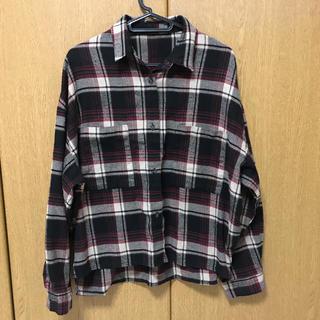 エムズエキサイト(EMSEXCITE)のチェックシャツ(シャツ/ブラウス(長袖/七分))