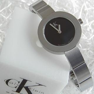 Calvin Klein - CalvinKlein(カルバンクライン) 腕時計 K6131 黒レディース