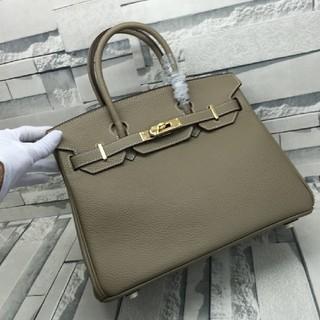 Hermes - エルメス バーキン   ハンドバッグ ゴールド/シルバー金具 高品質