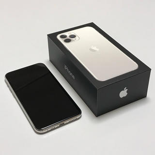 iPhone - iPhone 11 Pro 256GB シルバー SIMフリー