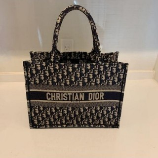 Christian Dior - 正規品Christian Dior ディオール ブックトートスモール