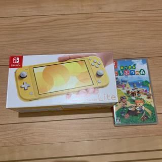 Nintendo Switch - どうぶつの森 switch  liteセット