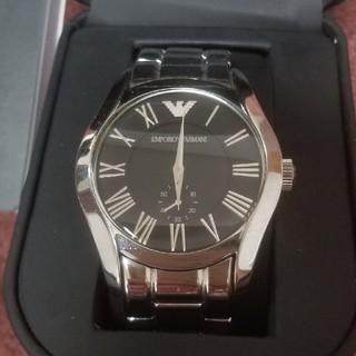 エンポリオアルマーニ(Emporio Armani)の腕時計 エンポリオ・アルマーニ シルバー(腕時計(アナログ))