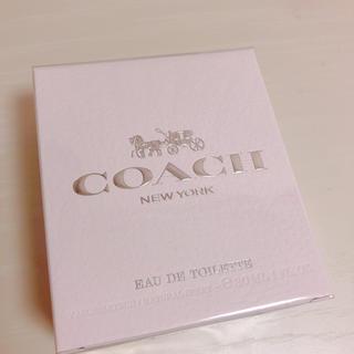 COACH - coach 香水 トワレ