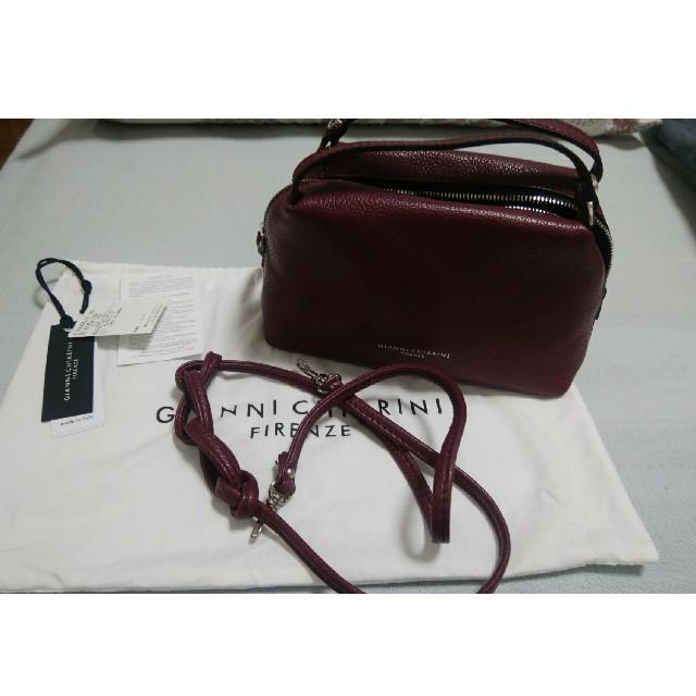 DEUXIEME CLASSE(ドゥーズィエムクラス)の大人気GIANNI CHIARINIジャンニキャリーニのショルダーバッグ レディースのバッグ(ショルダーバッグ)の商品写真