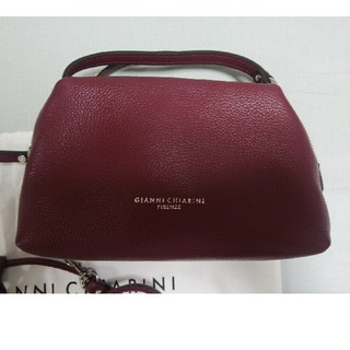 DEUXIEME CLASSE - 大人気GIANNI CHIARINIジャンニキャリーニのショルダーバッグ