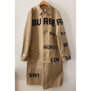 BURBERRY - バーバリー BURBERRYリカルド ティッシ19ssコレクションコート