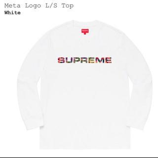 Supreme - supreme meta logo L