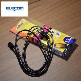 ELECOM - ELECOM マイクロUSBケーブル 1.5m