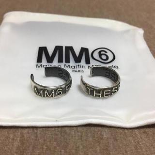 Maison Martin Margiela - Maison Margiela mm6 リング