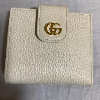 Gucci - グッチ二つ折り財布