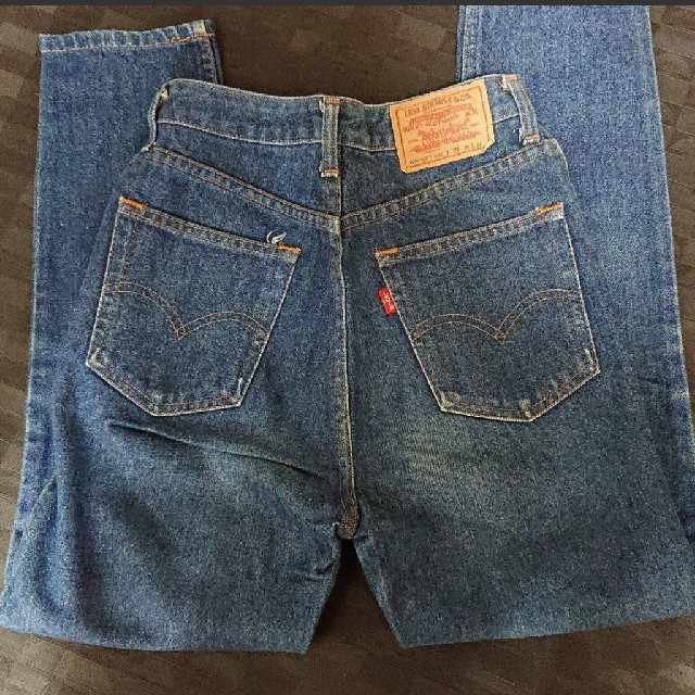 Levi's(リーバイス)の90s ジーンズ  size7 W28  L29  リーバイス レディースのパンツ(デニム/ジーンズ)の商品写真