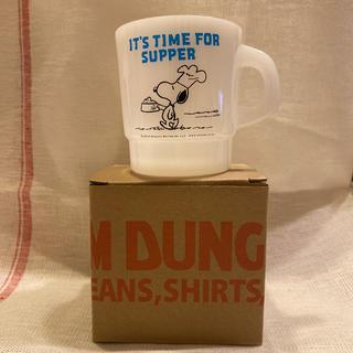 DENIM DUNGAREE - 《新品未使用》デニム&ダンガリー◆⑥ノベルティ SNOOPY マグカップ