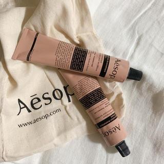 Aesop - 新品未使用 Aesop レスレクション ハンドバーム 75ml 2本セット