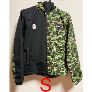 F.C.R.B. - BAPE X FCRB SEPARATE PRACTICE JACKET S