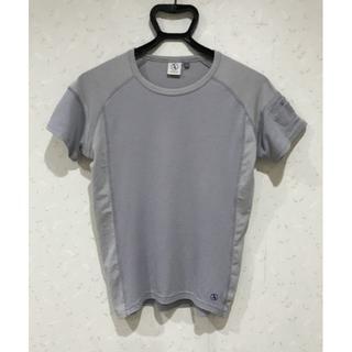 エーグル(AIGLE)の* エーグル 切替 半袖 カットソー Tシャツ トップス XS(Tシャツ/カットソー(半袖/袖なし))
