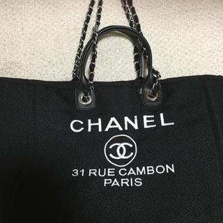 CHANEL - シャネルノベルティトートバッグ