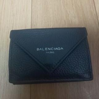 Balenciaga - お財布 小さい 小銭入れ メンズ レディース 黒