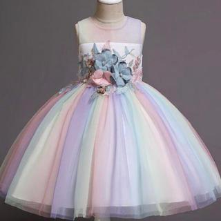 130の子におすすめ 新品 キッズドレス