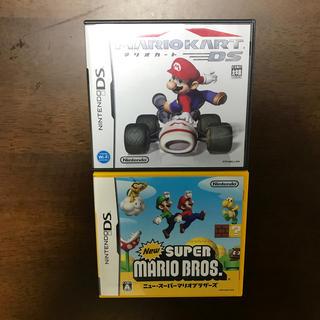 ニンテンドーDS - DS マリオカート スーパーマリオブラザーズ