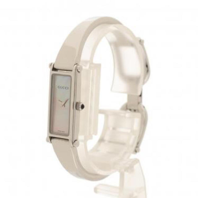 Gucci - GUCCI 腕時計 【箱、ギャランティーカード付き】の通販