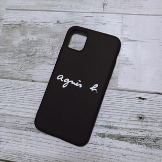 agnes b. - 【新品未使用】 アニエスベー  iPhone11 ケース