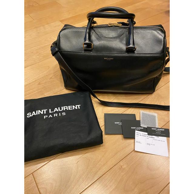 Saint Laurent(サンローラン)のサンローラン ダッフル6 FENDI バレンシアガ CHANEL ドゥーズィエム レディースのバッグ(ショルダーバッグ)の商品写真