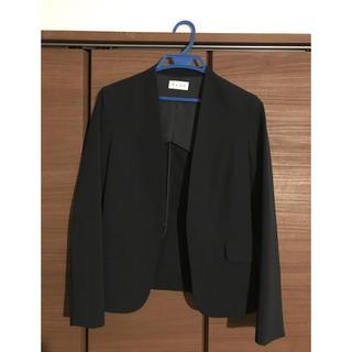 PLST - PLST ノーカラージャケット