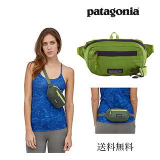 patagonia - 【新品・未使用】パタゴニア ウエストポーチ ボディバッグ