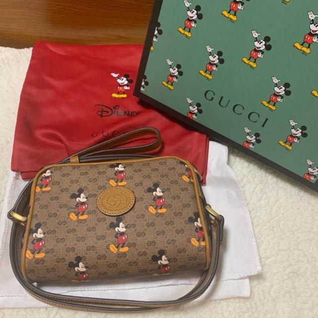 Fred 時計 スーパー コピー / Gucci - GUCCI大人気ミッキー バッグの通販