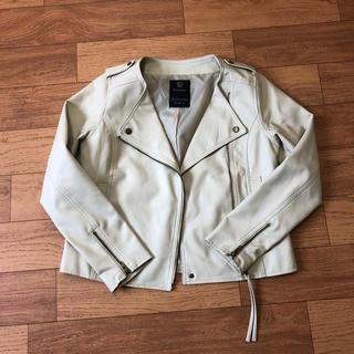 w closet - ライダースジャケット