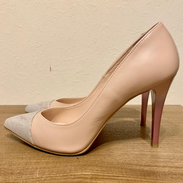 DIANA(ダイアナ)の超美品 DIANA パンプス レディースの靴/シューズ(ハイヒール/パンプス)の商品写真