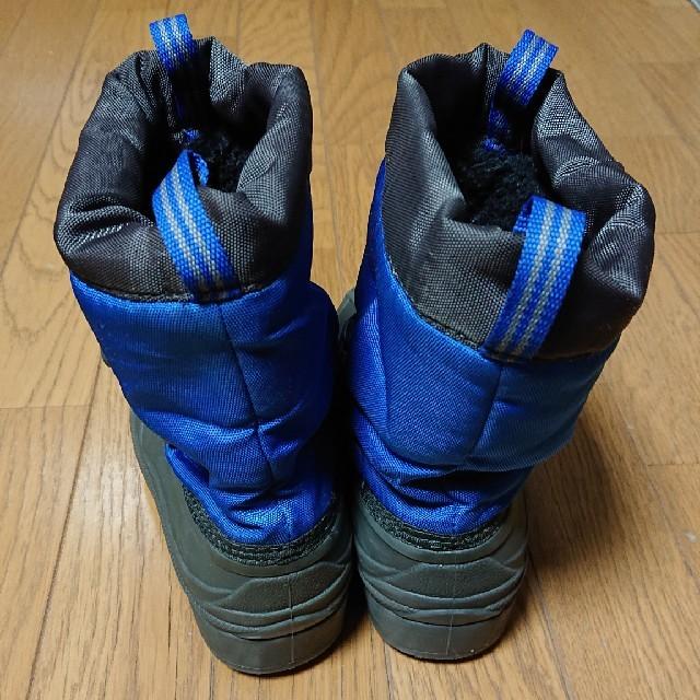 mont bell(モンベル)のモンベル キッズスノーブーツ 21cm キッズ/ベビー/マタニティのキッズ靴/シューズ(15cm~)(ブーツ)の商品写真