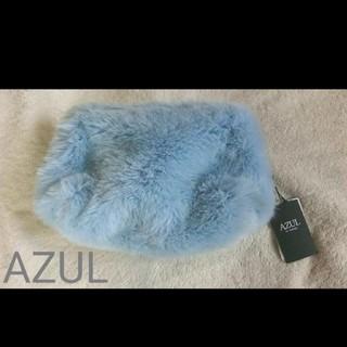 アズールバイマウジー(AZUL by moussy)のAZUL クラッチ風ポーチ(ポーチ)