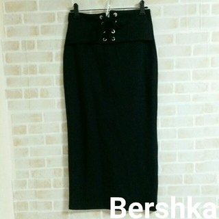 Bershka - 【本日削除/最終値下げ】Bershka  ミディスカート