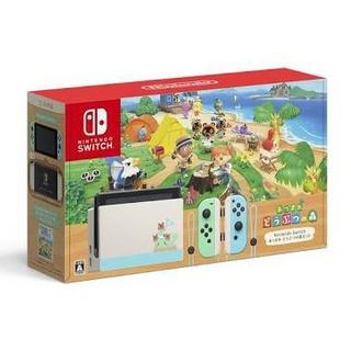 Nintendo Switch - 特典付き★あつまれ どうぶつの森 同梱版 Nintendo Switch