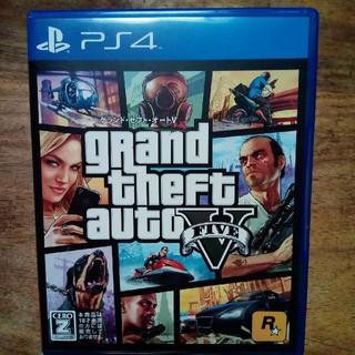 PlayStation4 - グランド セフト オートV GTA5 PS4