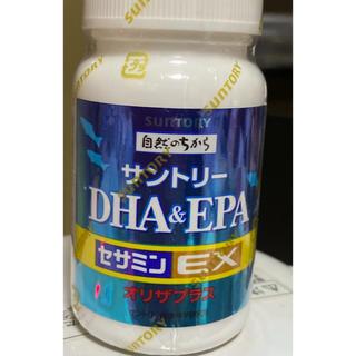 サントリー(サントリー)のサントリーDHA&EPAセサミンEXオリザプラス120粒(その他)