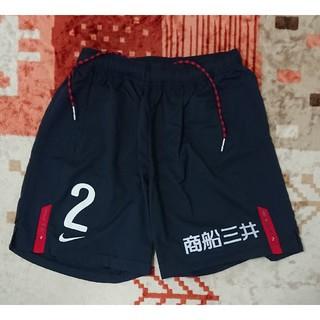 2010年 鹿島アントラーズ 内田篤人選手 パンツ 支給品 Lサイズ