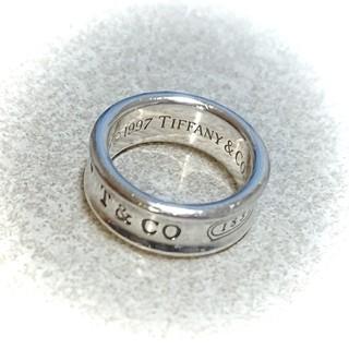 Tiffany & Co. - ティファニー 1837ロゴリング 10号