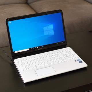 SONY - ソニー VAIOノートPC/Win10/i3/4G/640G/Office