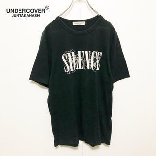 アンダーカバー(UNDERCOVER)の☆【UNDERCOVERISM】ロゴプリント クルーネック Tシャツ(Tシャツ/カットソー(半袖/袖なし))