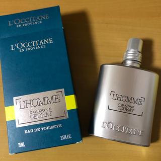 ロクシタン(L'OCCITANE)のロクシタン セドラ オム オードトワレ EDT SP 75ml(香水(男性用))