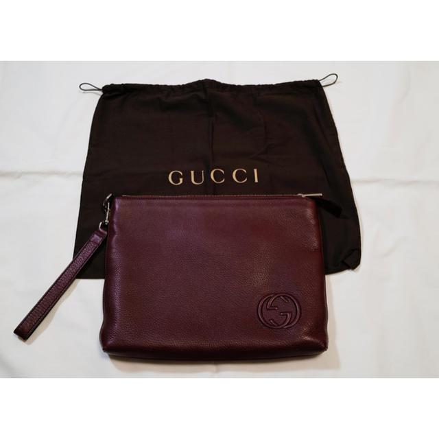 ブルガリ時計gmtスーパーコピー,Gucci-GUCCIグッチレザークラッチバッグドキュメントボルドーバーガンディの通販