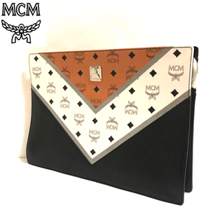MCM - 【正規品】美品✨MCM/クラッチ/エムシーエム
