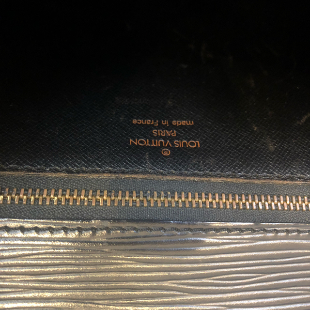 LOUIS VUITTON(ルイヴィトン)のルイヴィトン  エピ  モンソー M52122 メンズ セカンドバック メンズのバッグ(セカンドバッグ/クラッチバッグ)の商品写真