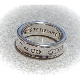 Tiffany & Co. - ティファニー 1837ロゴリング 16号
