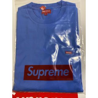 Supreme - supreme small box logo L/S Tee