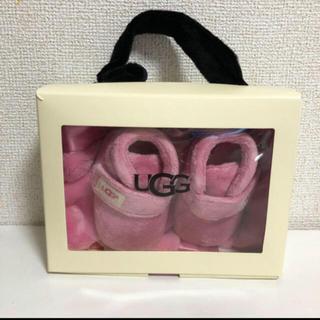 アグ(UGG)のUGG꙳★*゚ベビーシューズ&ミニブランケット(ブーツ)